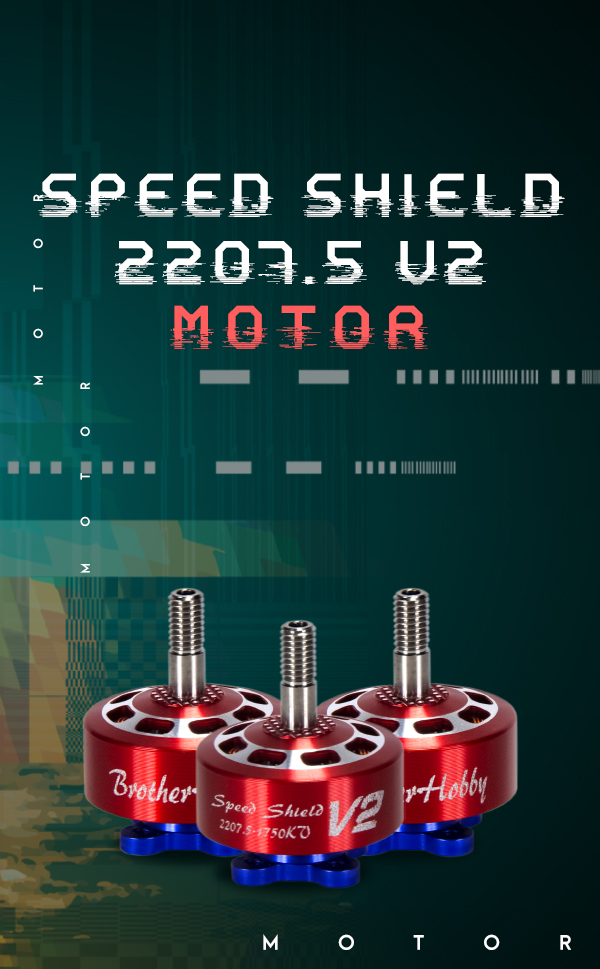 Speed Shield 2207.5 V2